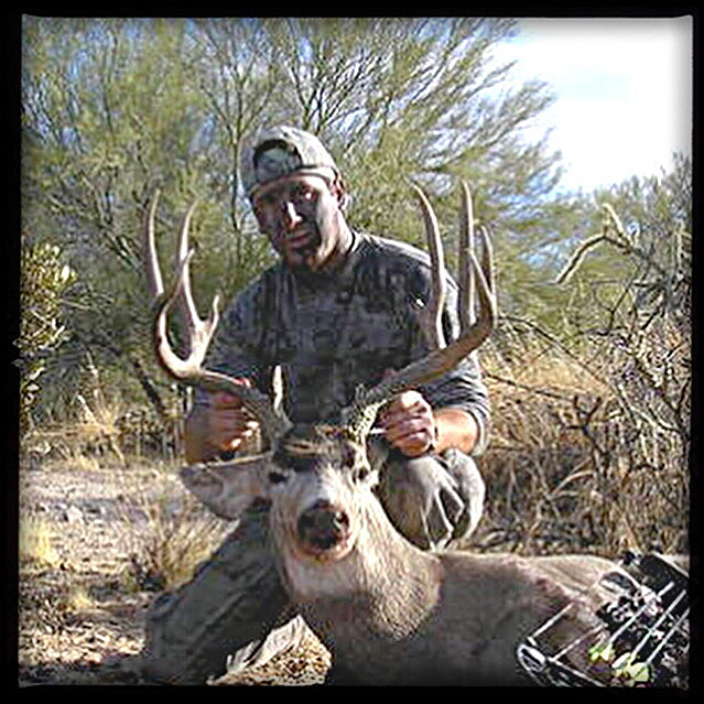 Arizona bowhunting for mule deer