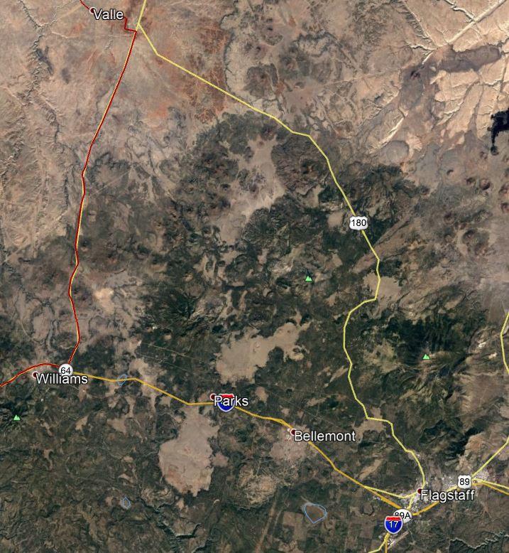 Unit 7 west Arizona