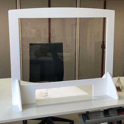 Ecran de protection, plexiglas 950x800mm