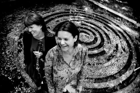 Ruth Lillegraven og Benedicte Maurseth.