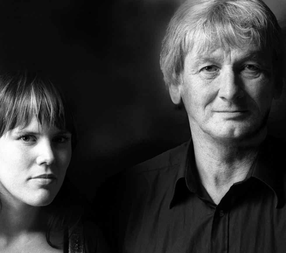 Benedicte Maurseth og Knut Hamre