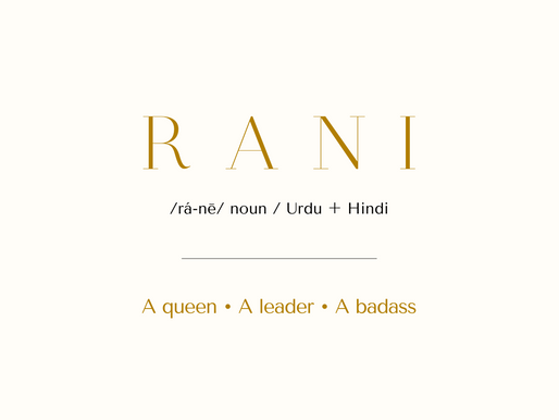 Introducing Rani Public Relations (formerly Dallas PR Gal)