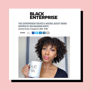 Black Enterprise   August 2020
