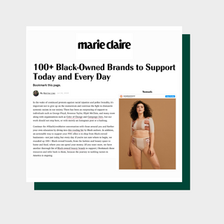 Marie Claire | July 2020