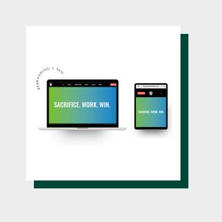 Generation 3 Fitness   Web Design