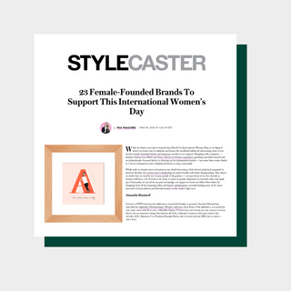 Stylecaster | March 2021
