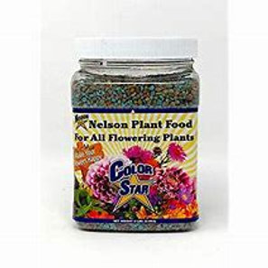 Nelson Plant Food Color Star 2 lbs.