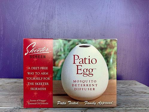 Patio Egg Mosquito Deterrent Diffuser