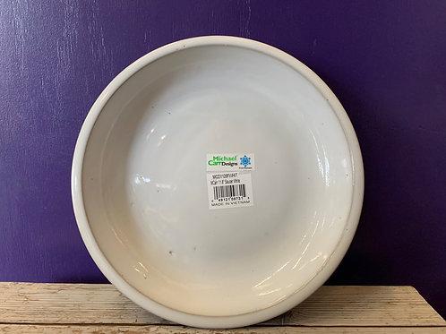 "Ceramic 7"" Saucer"