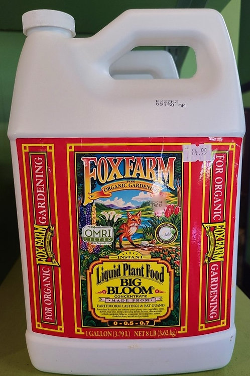 Fox Farm Big Bloom Concentrate 1gal