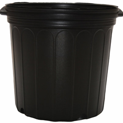 Grower Pot 3 Gal Black