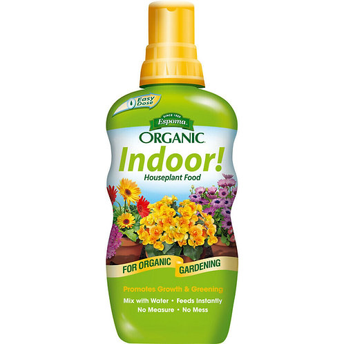 Espoma Indoor Plant Food 8oz
