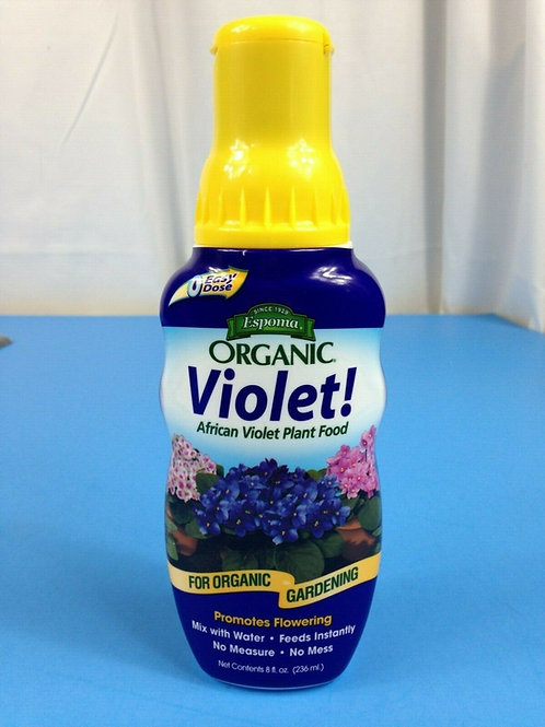 Espoma Violet Food 8oz