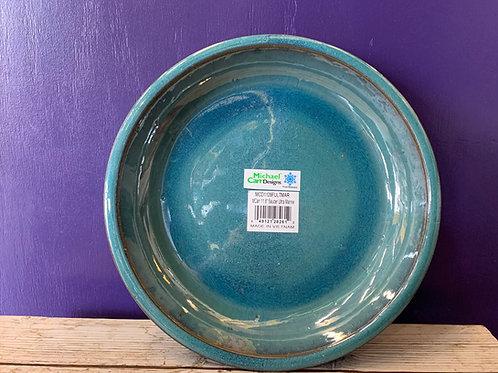 "Ceramic 15"" Saucer"