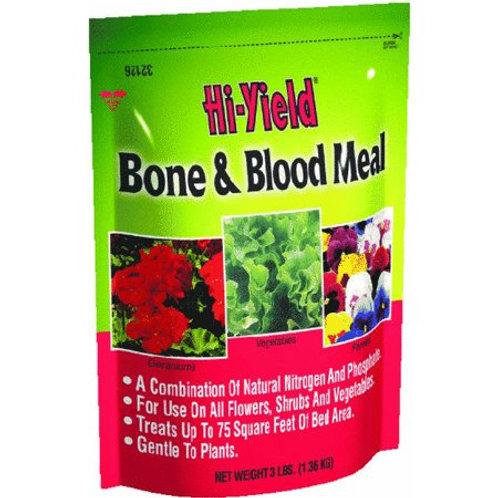 Bone & Blood Meal 3lb Bag