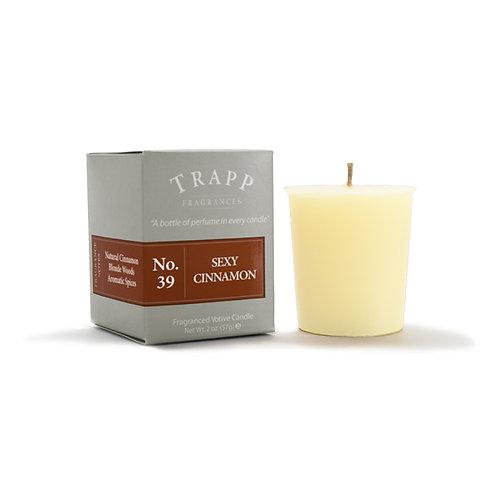 Candle- Trapp Fragrances Votive