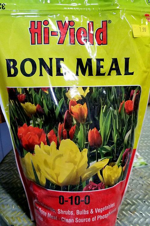 Bone Meal 0-10-0 4lb bag