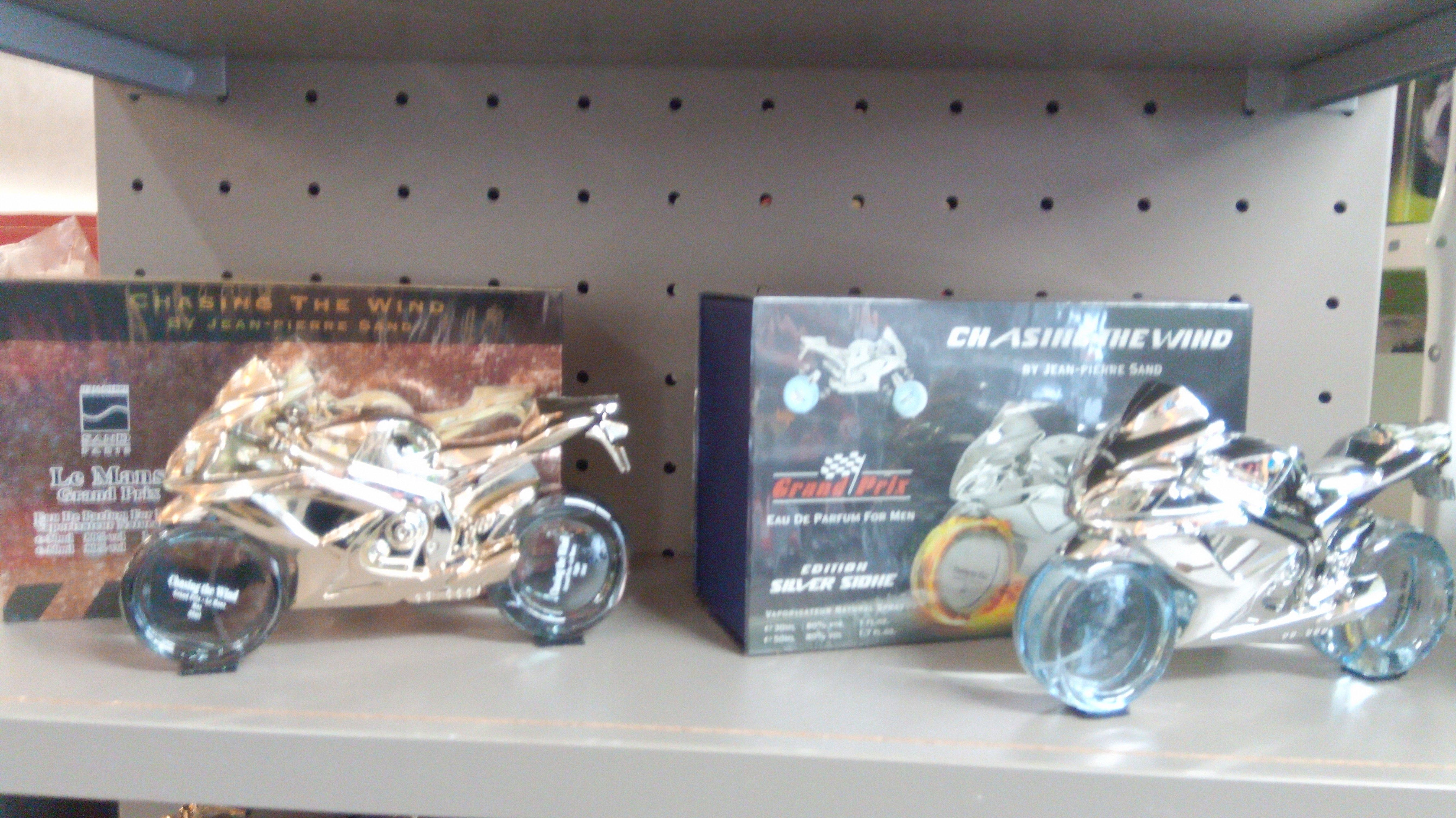 Parfum Design moto