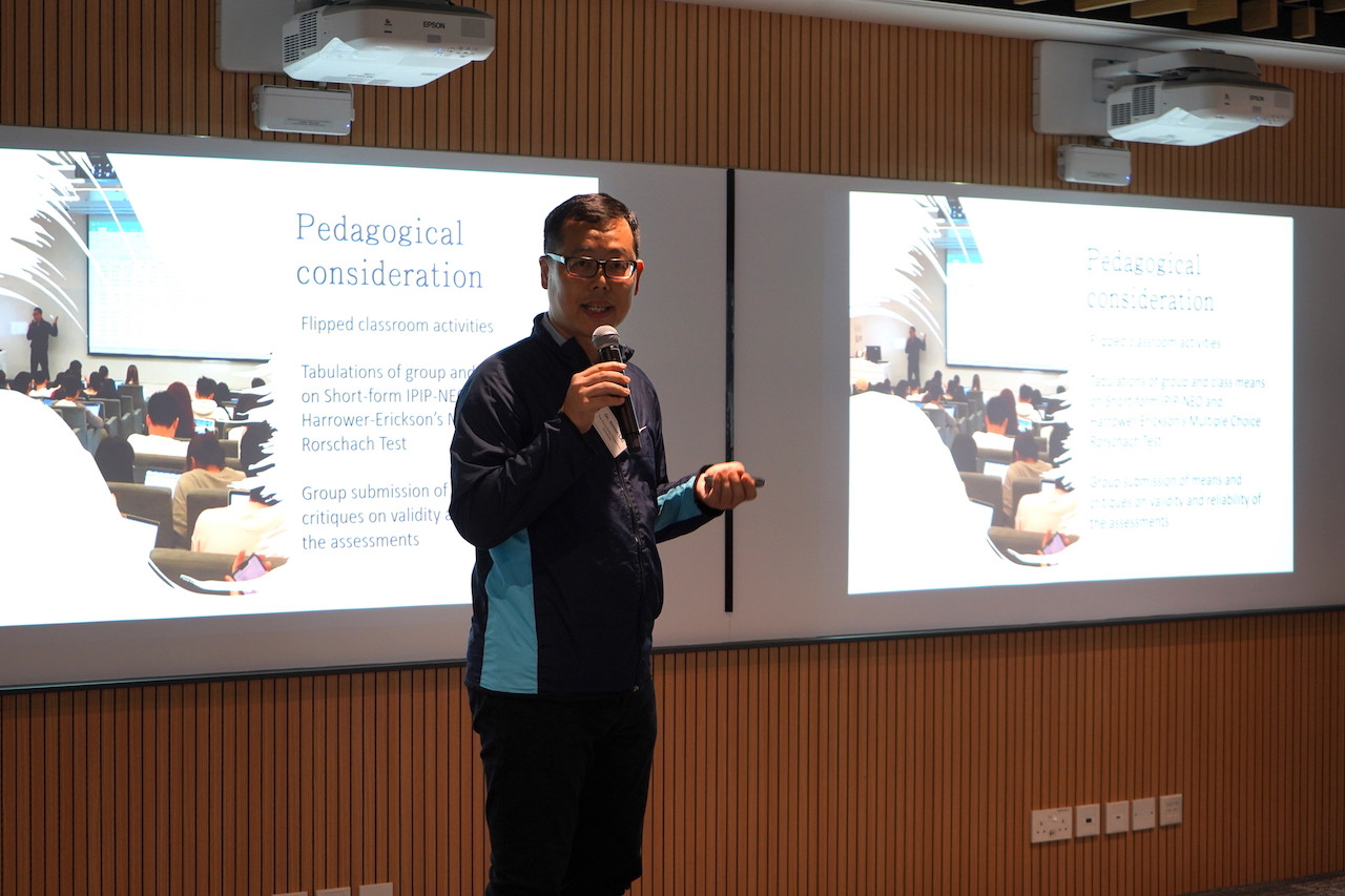 Dr. Simon LAI, The Hong Kong Polytechnic University