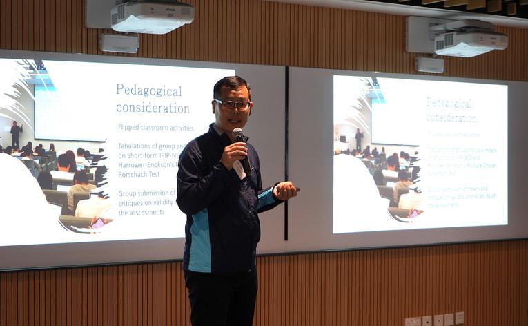 Dr. Simon LAI, The Hong Kong Polytechnic University