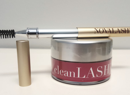 Easy care routine for eyelash extensions