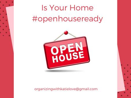#openhouseready