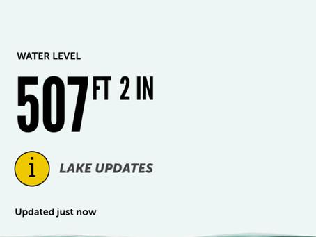 Neely Henry Lake Level