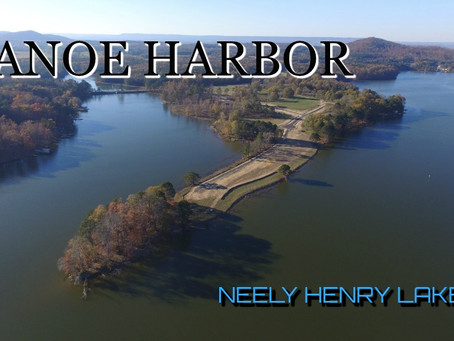 Lot 32 Sold - Canoe Harbor on Neely Henry Lake