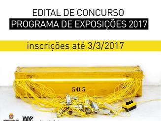 Edital - Artes Visuais