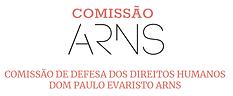 Logo Comissão Arns Branco.png