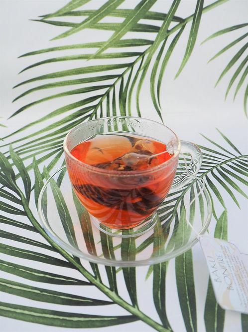 Modern Glass Teacup