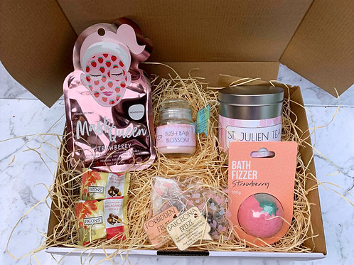 Mindful Moments | Self Care Gift Box
