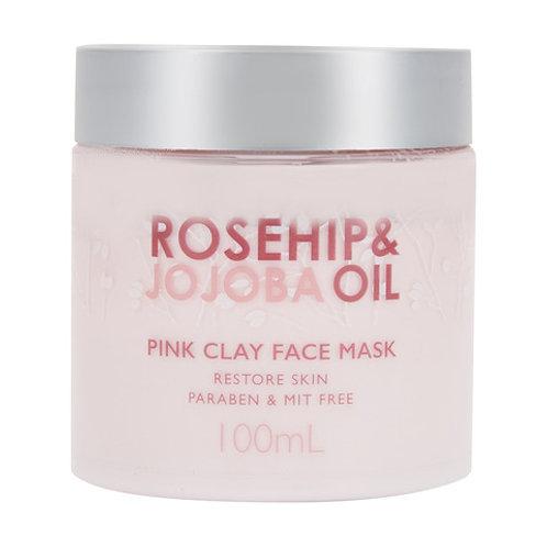Rosehip & Jojoba Oil Face Mask