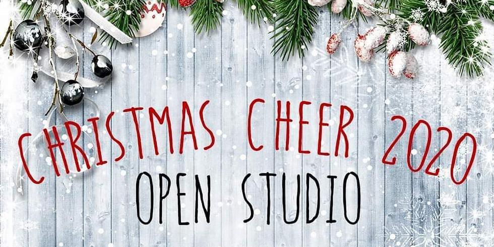 Christmas CHEER OPEN Studio 2020
