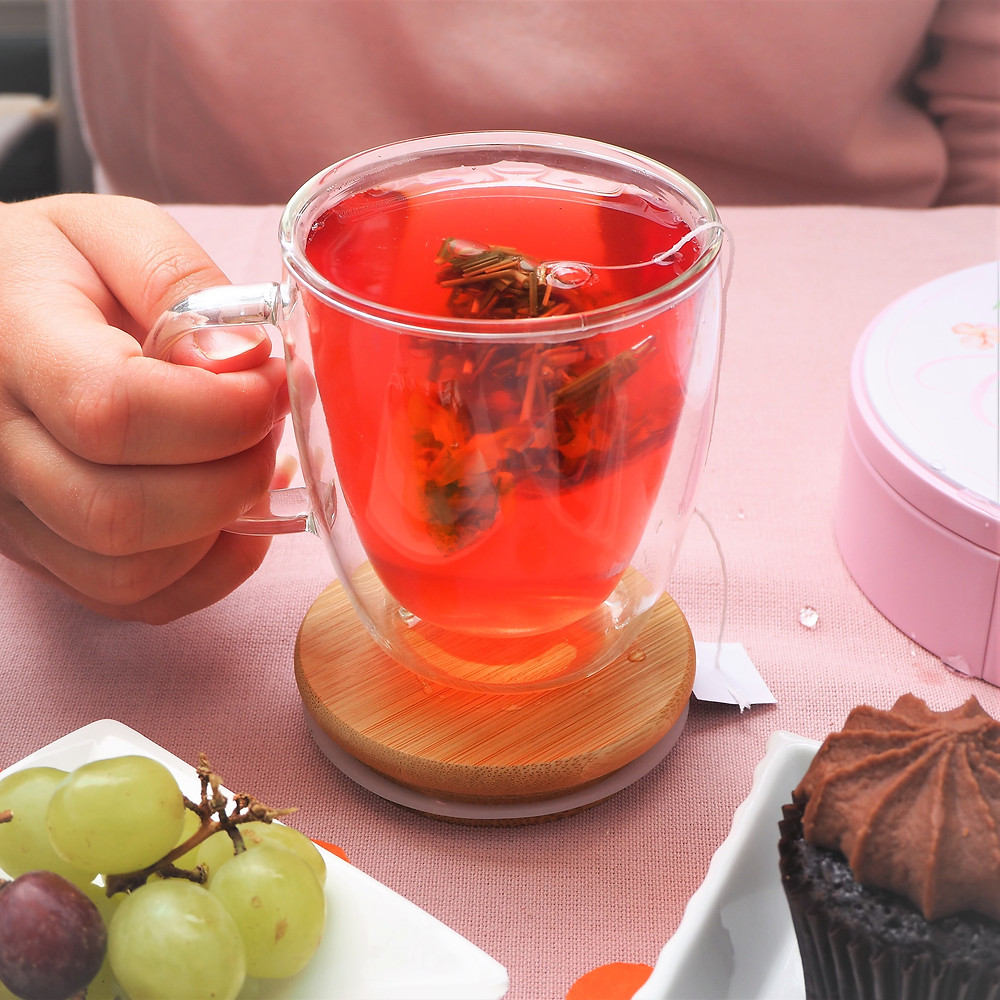 Barcelona Breeze herbal tea blend