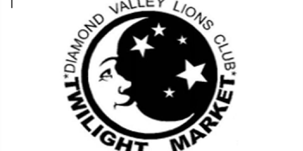 Diamond Valley Lions Twilight Market