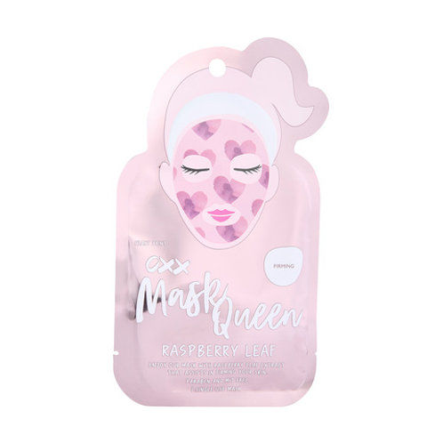 Raspberry Leaf Face Mask