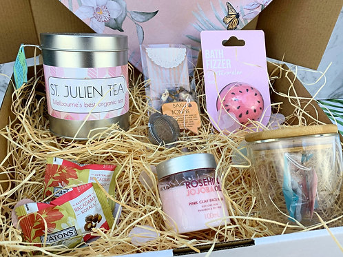 Pamper Pack | Self Care Gift Box