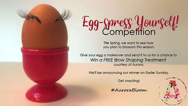 Egg-spress Yourself Competition Poster.j