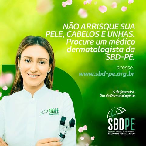 Campanha de Valorização da SBD-PE 2021