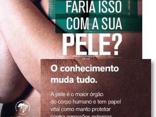 Campanha de valorização reforça a importância do médico dermatologista nos cuidados com a saúde da p