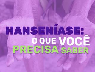 Brasil é o segundo em número de casos de hanseníase no mundo