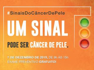 Dezembro Laranja, da Sociedade Brasileira de Dermatologia, alerta: um sinal pode ser câncer de pele!