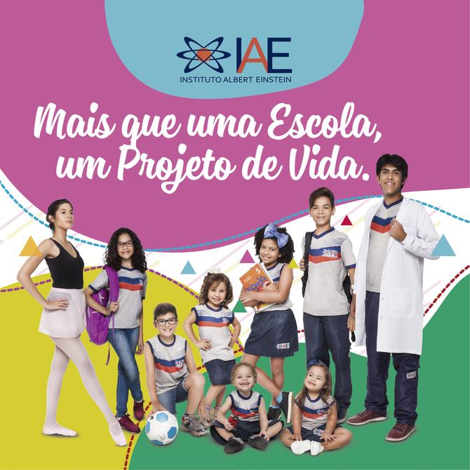 IAE investe em campanha de matrículas e novidades para 2018