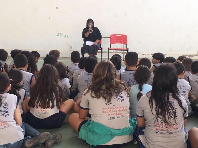 IAE recebe palestra do Desafio Jovem