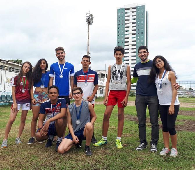 Alunos são classificados para os Jogos Escolares de Pernambuco
