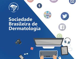 Guia sobre melhor uso das redes sociais para dermatologistas