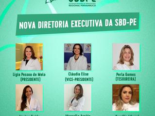 NOVA GESTÃO NA SBD-PE (2021-2022)