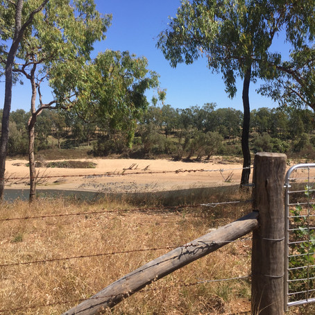 Water, the Rookwood Weir & the Law - PART ONE
