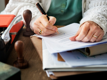 How to Sign Wills, Powers of Attorney and Other Documents During COVID-19